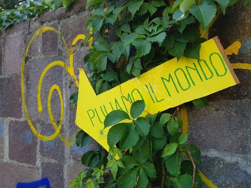 PULIAMO IL MONDO2019