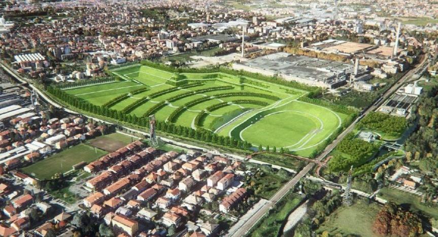 Progetto Area di laminazione del Seveso – ex SniaVaredo